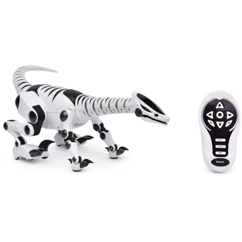 Мини-робот Рептилия WowWee Roboreptile белый (8065)