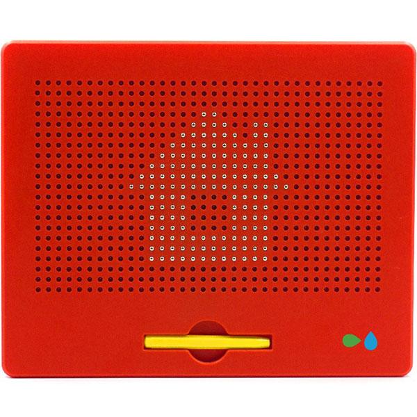 Планшет детский Назад К Истокам для рисования магнитами Magboard красный (MGBB)