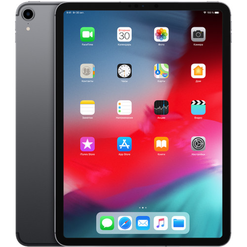 "Apple iPad Pro 11"" 64 Гб Wi-Fi + Cellular Серый космос"