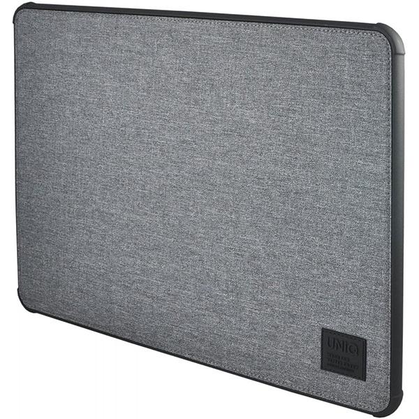 "Чехол Uniq DFender для MacBook Pro 13"" с и без Touch Bar (USB-C) серый"