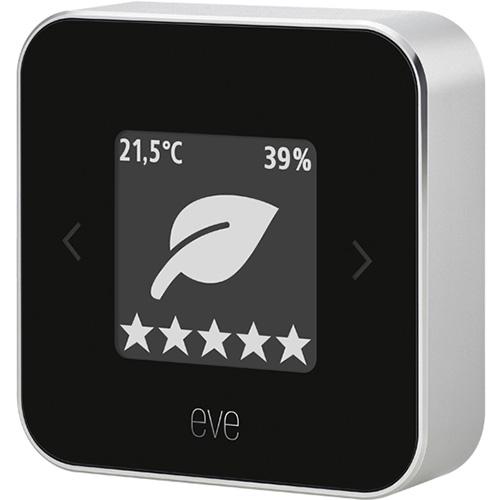 Метеостанция Умный датчик качества воздуха Elgato Eve Room (10EAM9901)
