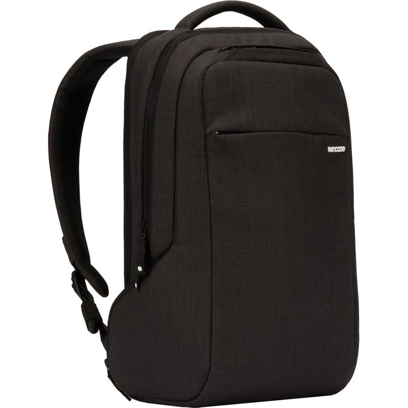 Рюкзак Incase ICON Slim Backpack with Woolenex тёмно-серый Graphite (INCO100347-GFT)