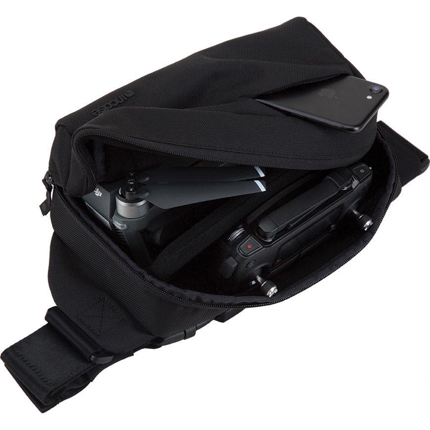Сумка Incase Capture Side Bag чёрная (INCP300219-BLK)