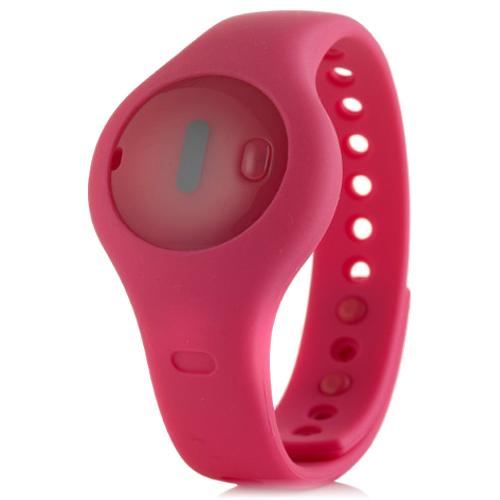 Датчик здоровья Fitbug Orb для iPhone/iPod/iPad/Android розовый
