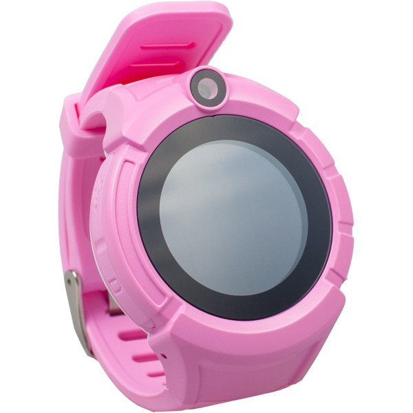 Детские умные часы Prolike PLSW200 Розовые