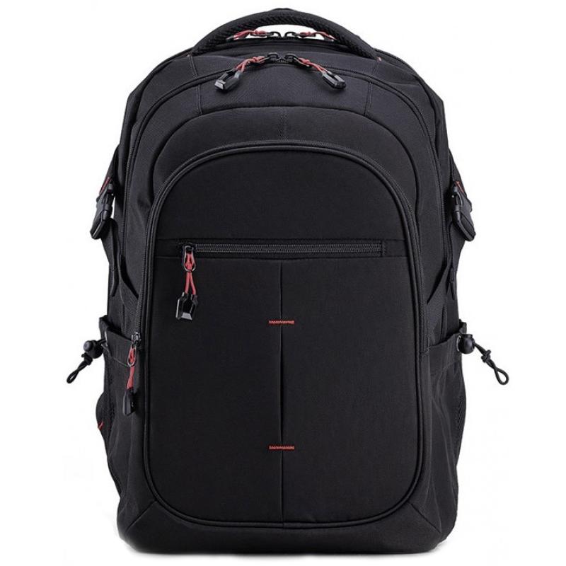 Рюкзак Xiaomi UREVO Large Capacity Multi-Functional Backpack чёрный