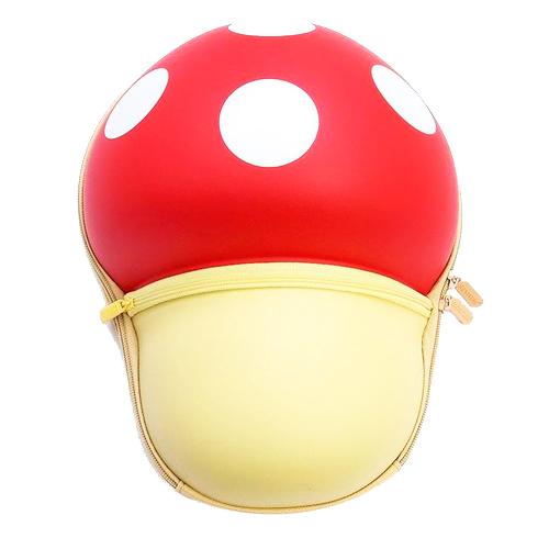 Детский рюкзак Supercute Грибочек SF025 красный