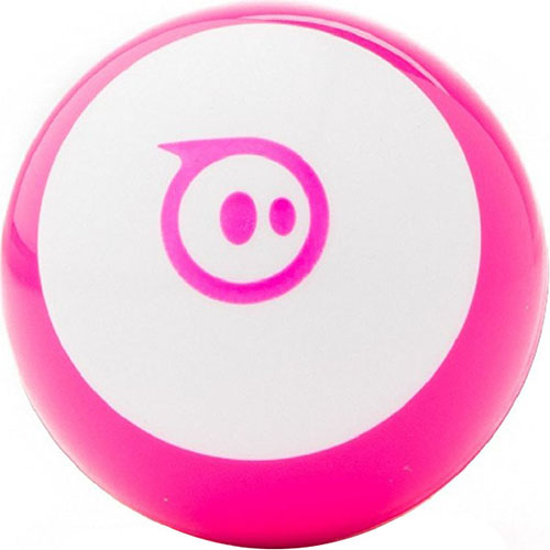 Роботизированный шар Sphero Mini pink розовый