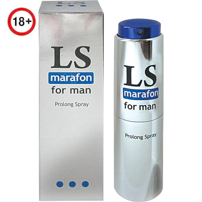 Спрей-пролонгатор Биоритм LoveSpray Marafon 18 мл для мужчин
