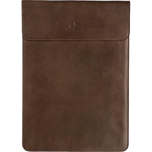"""Кожаный чехол Stoneguard для MacBook Air 13""""/Pro 13"""" (USB-C) коричневый Rust (531)"""