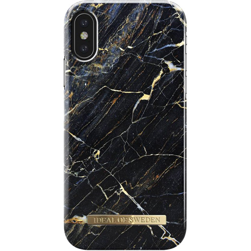 Чехол iDeal of Sweden Fashion Case для iPhone X Port Laurent Marble (A/W16)