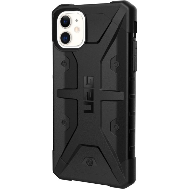 Чехол UAG Pathfinder Series Case для iPhone 11 чёрный (Black)