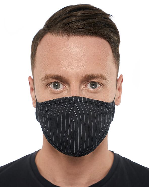 Многоразовая тканевая маска VLP Cotonificio Albini CA03 размер S + 10 фильтров