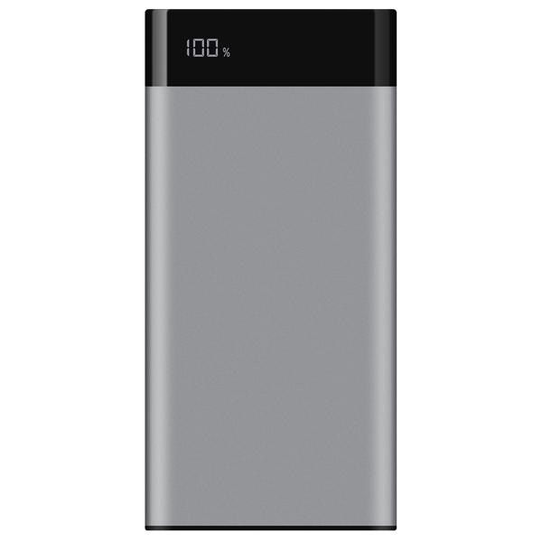 Внешний аккумулятор Rombica NEO TS100 Quick 10000 мАч cеребристый