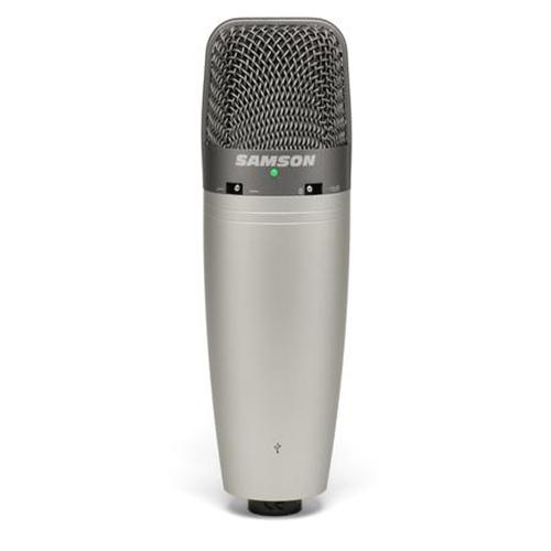 Портативный USB-микрофон Samson C03U