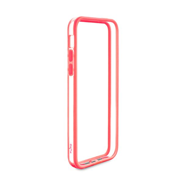 Бампер Puro для iPhone 5C Розовый