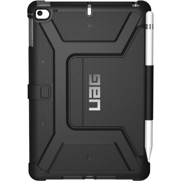 Чехол UAG Metropolis для iPad mini 5/mini 4 чёрный