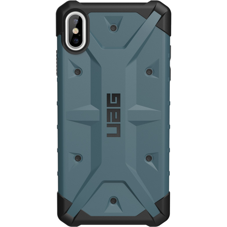 Чехол UAG Pathfinder Series Case для iPhone Xs Max синий Slate