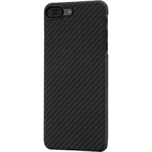 Чехол PITAKA MagCase для iPhone 7 Plus/8 Plus чёрный карбон
