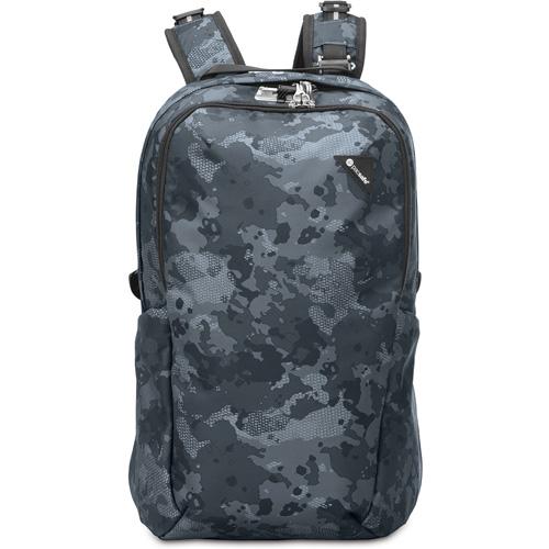 Рюкзак Pacsafe Vibe 25 Anti-theft 25L Backpack серый камуфляж