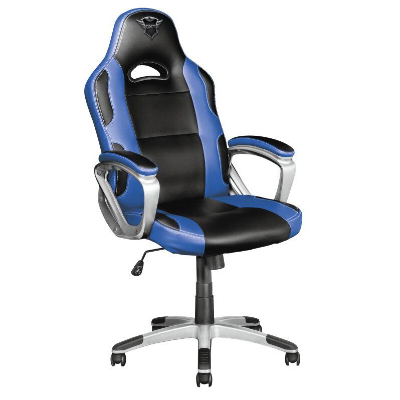Компьютерное кресло (для геймеров) Trust GXT 705B Ryon Gaming Chair синее (23204)