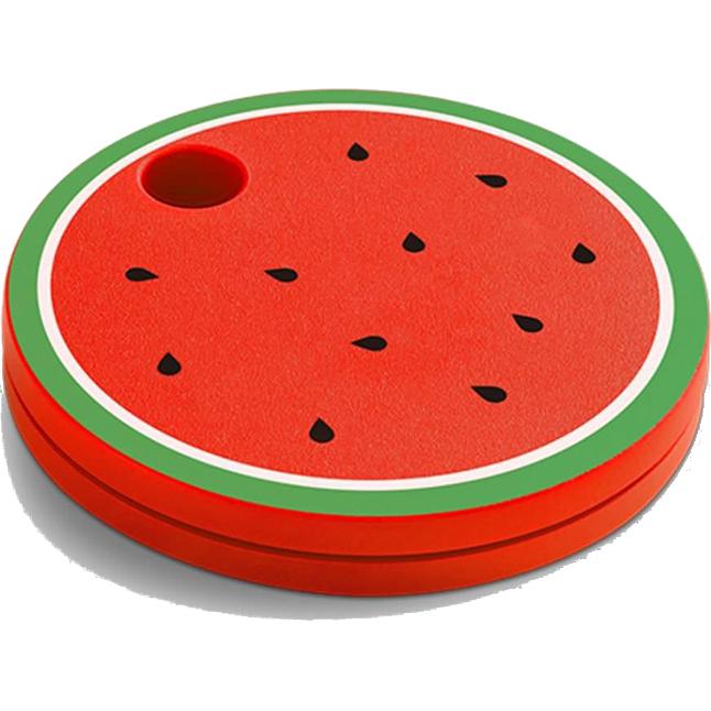 Поисковый трекер Chipolo Classic Fruit красный «Арбуз» (CH-M45S-RD-R_WMN)