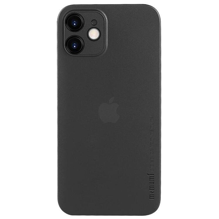 Чехол Memumi Ultra Slim 0.3 для iPhone 12 mini серый