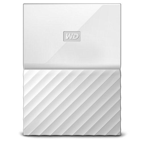 Внешний жесткий диск Western Digital My Passport New 2017 1Тб белый
