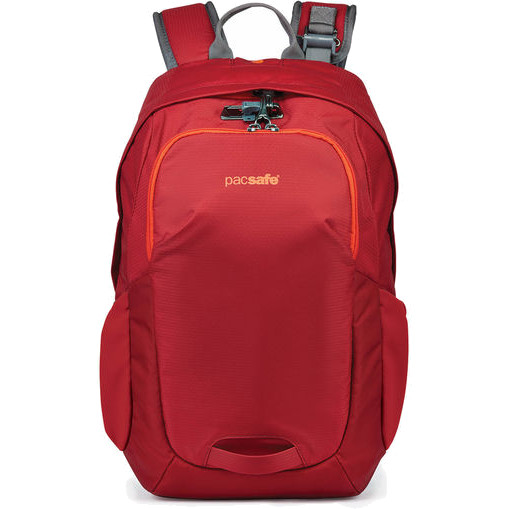 Рюкзак PacSafe Venturesafe 15L G3 Anti-theft Backpack красный Goji Berry