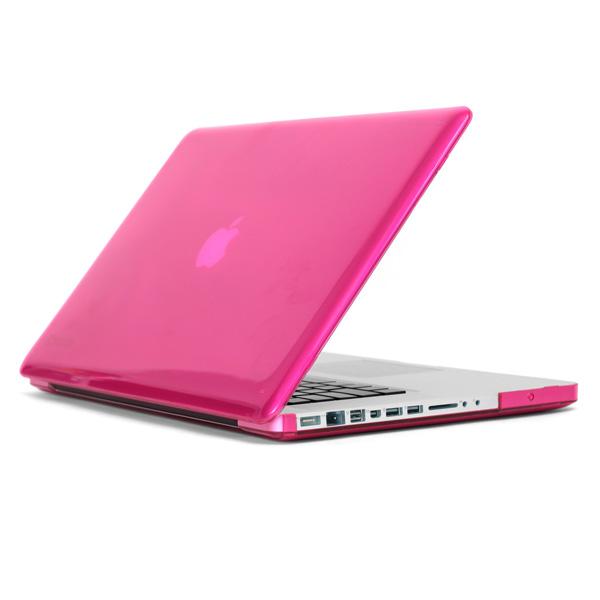 """Чехол Speck SeeThru Case для MacBook Pro 15"""" (Old 2008-2010 год выпуска) Розовый"""