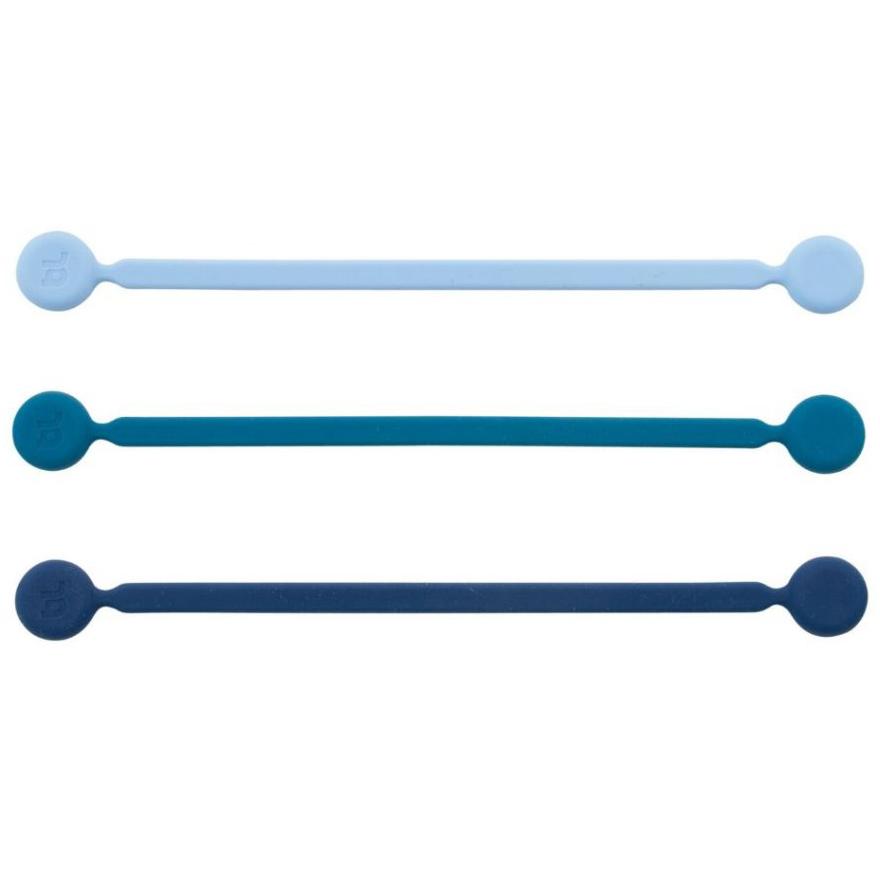 Стяжки для кабелей магнитные Bluelounge Magwrap Large (BLUMW7-BAST)