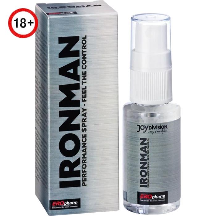 Спрей пролонгатор Joy Division Ironman Spray 30 мл