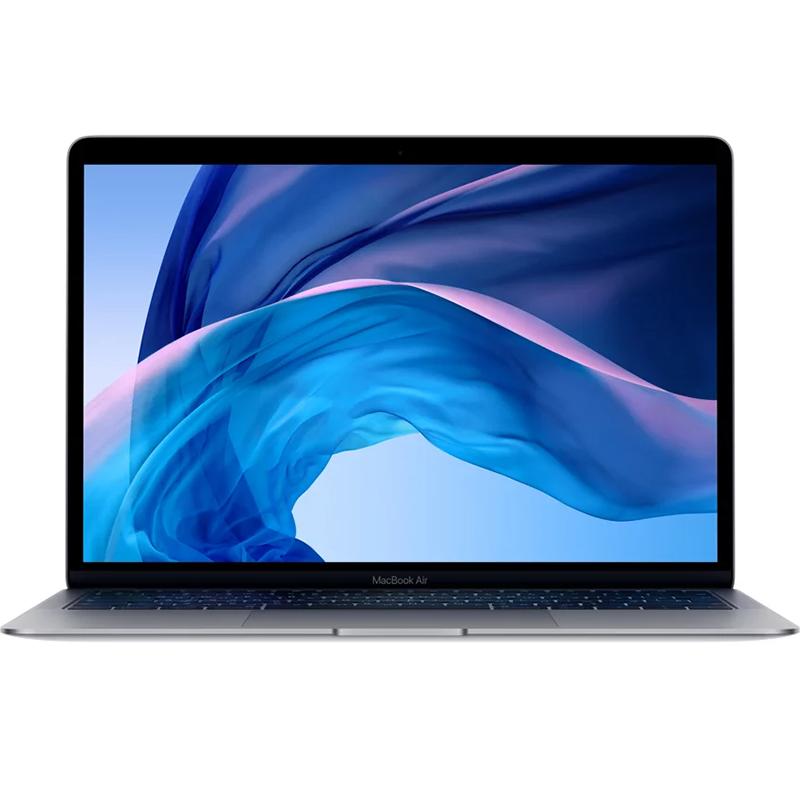 "Ноутбук Apple MacBook Air 13"" (2018) Dual-Core i5 1,6 ГГц, 8 ГБ, 128 ГБ SSD (MRE82) серый космос"