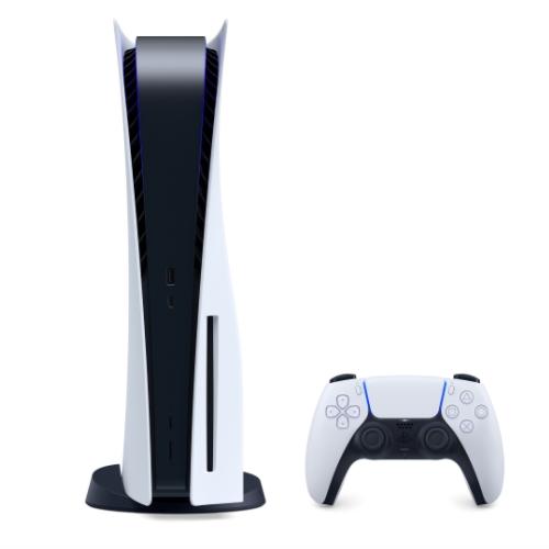 Игровая приставка Sony Playstation 5 с Blu-Ray дисководом