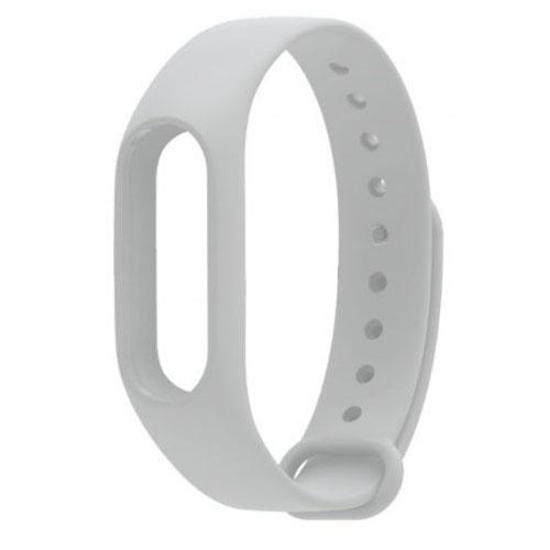 Ремешок для браслета Xiaomi Mi Band 2 белый