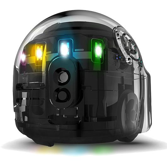 Умный робот Ozobot Evo Продвинутый набор Titaniun Black чёрный (OZO-070601-02)
