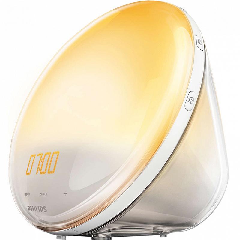 Световой будильник Philips Wake-Up Light (HF3520/01)
