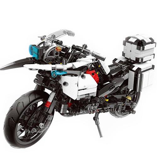 Игрушка конструктор EvoPlay Road Legend Cross Bike (CR-115)