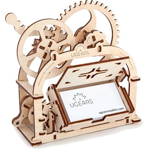 3D-пазл UGears Механическая шкатулка (Mechanical Etui)