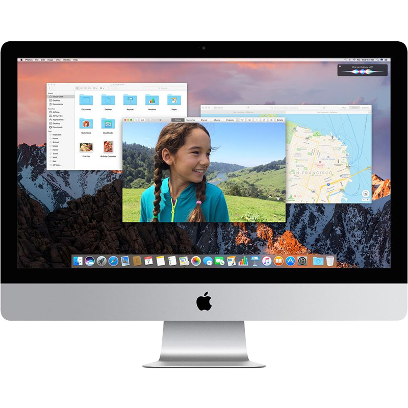 "Моноблок Apple iMac 27"" Retina 5K (MNEA2) Quad-Core Intel i5 3.5 Ghz/8 Gb/1 Tb/AMD Radeon Pro 575 4 Gb"