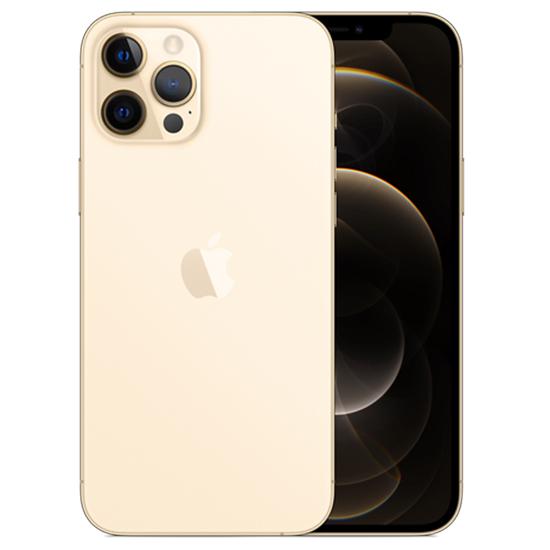 Apple iPhone 12 Pro Max  -  256 Гб Золотой