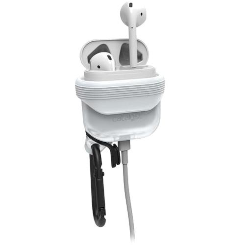 Чехол Catalyst Waterproof Case для AirPods белый (Frost White)
