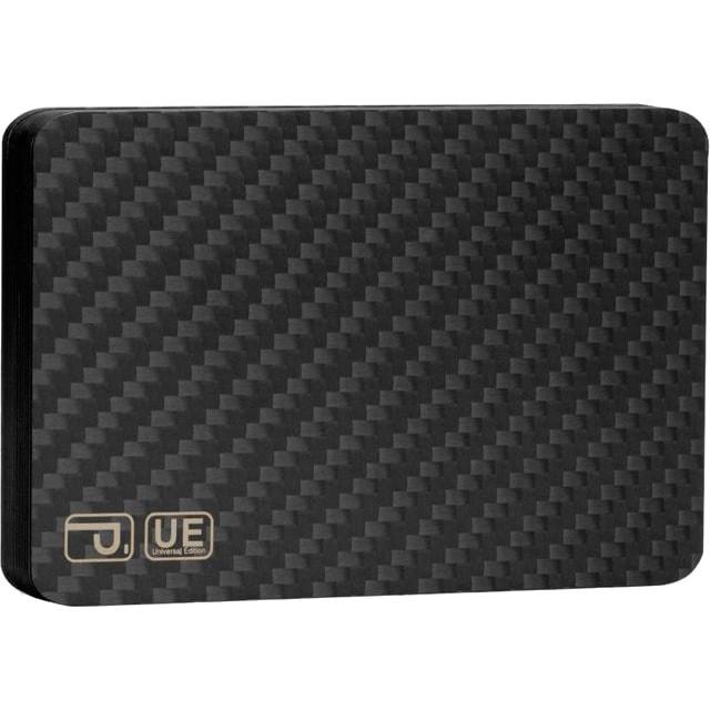 Магнитный кошелёк Pitaka MagWallet Carbon UE чёрный