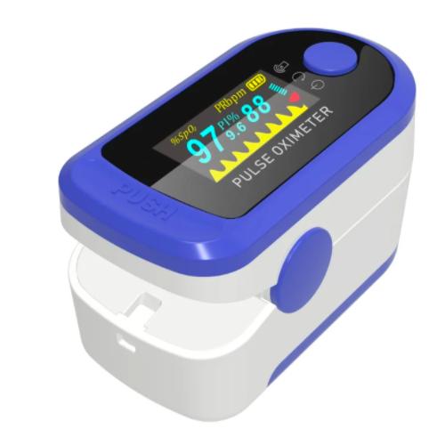 Цифровой пульсоксиметр Aiqura AD805