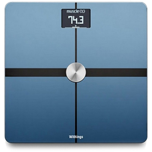 Весы Nokia Body Composition Wi-Fi Scale WBS05 BK для iOS/Android чёрные