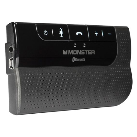 Гарнитура Monster AirTalk Bluetooth черная