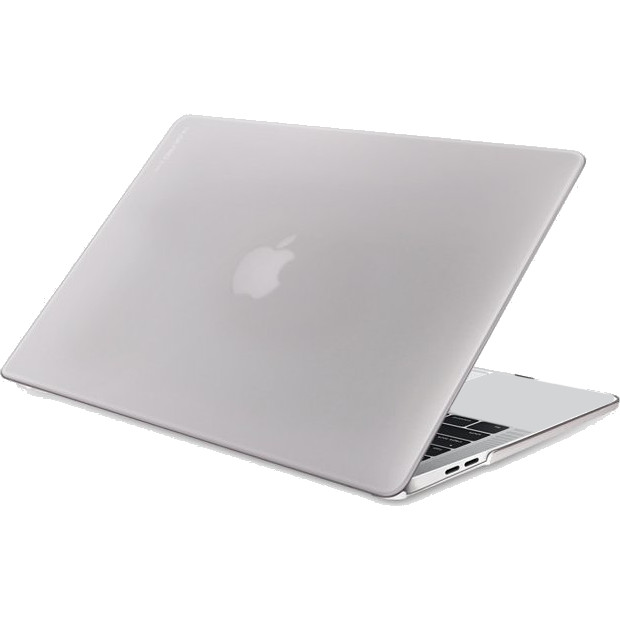 "Чехол Uniq Husk Pro для MacBook Pro 13"" с и без Touch Bar (USB-C) Frost Clear"