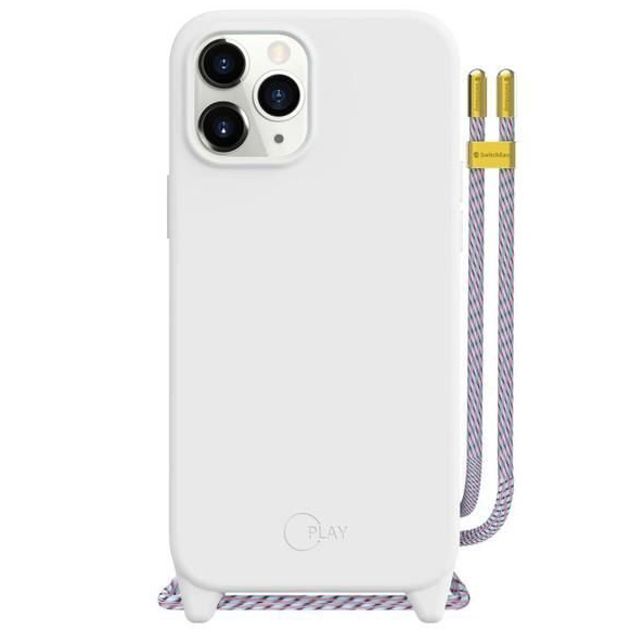 Чехол Switcheasy Play для iPhone 12 Pro Max белый