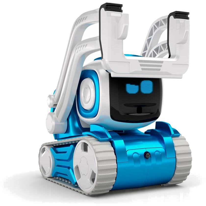 Робот Anki Cozmo Collector's Edition искусственный интеллект - Коллекционное издание (Голубой Interstellar Blue)