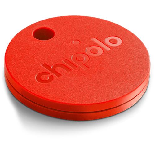 Поисковый трекер Chipolo Plus (CH-CPM6-RD-O-G) красный